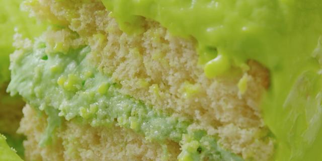 Double Dare Inspired Slime Cake Recipe Delish Com