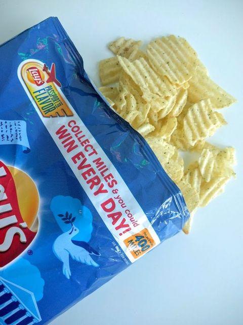 Lay's Greek Tzatziki Chips