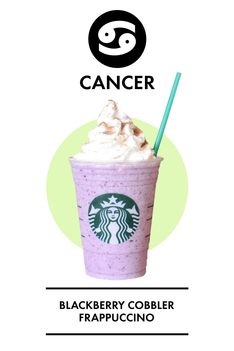 The Best Starbucks Secret-Menu Drink for Your Sign - Delish.com