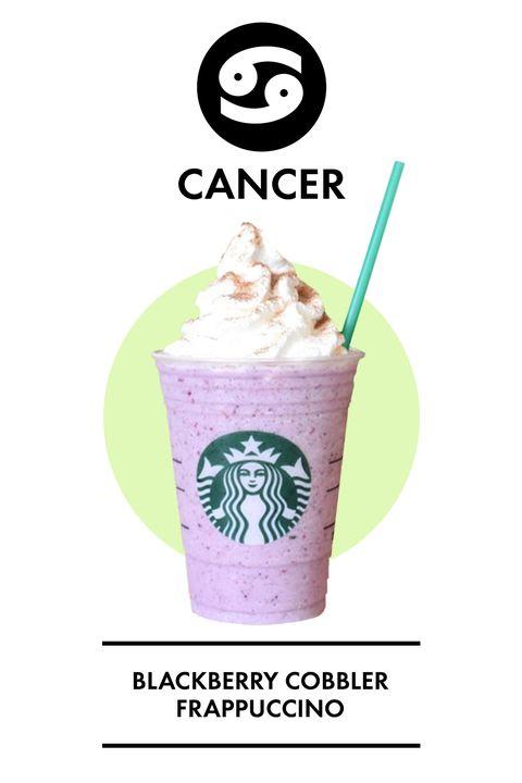 The Best Starbucks Secret Menu Drink For Your Sign Delish Com