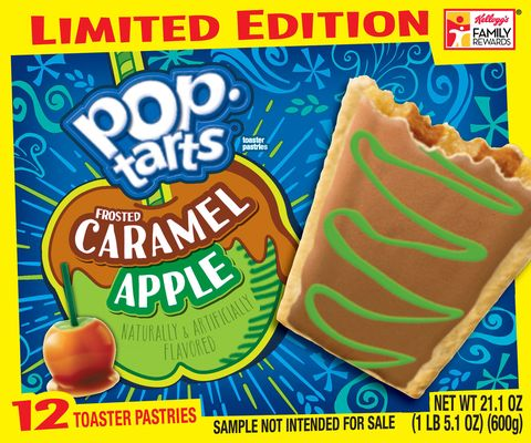 Caramel Apple Pop-Tarts