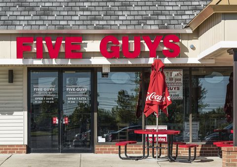 11 Things You Need To Know Before You Eat At Five Guys Burgers Fries