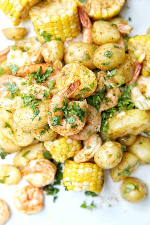 Stovetop Shrimp Boil Recipe