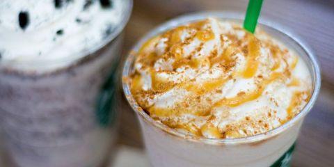 Food, Espresso con panna, Drinkware, Mocaccino, Coffee, Dairy, Coffee milk, Sweetness, Recipe, Dish,