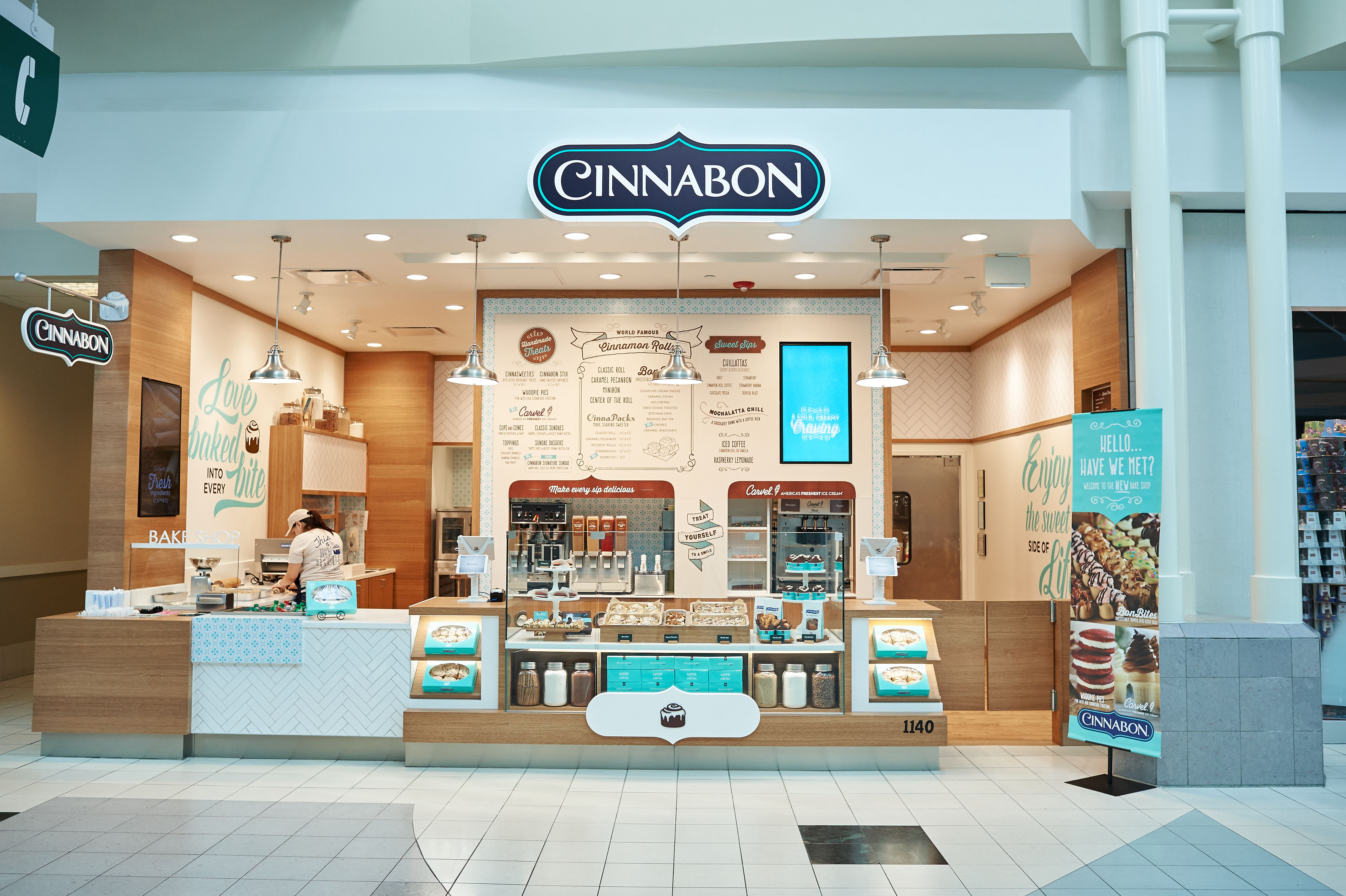 Know Before Eating at Cinnabon