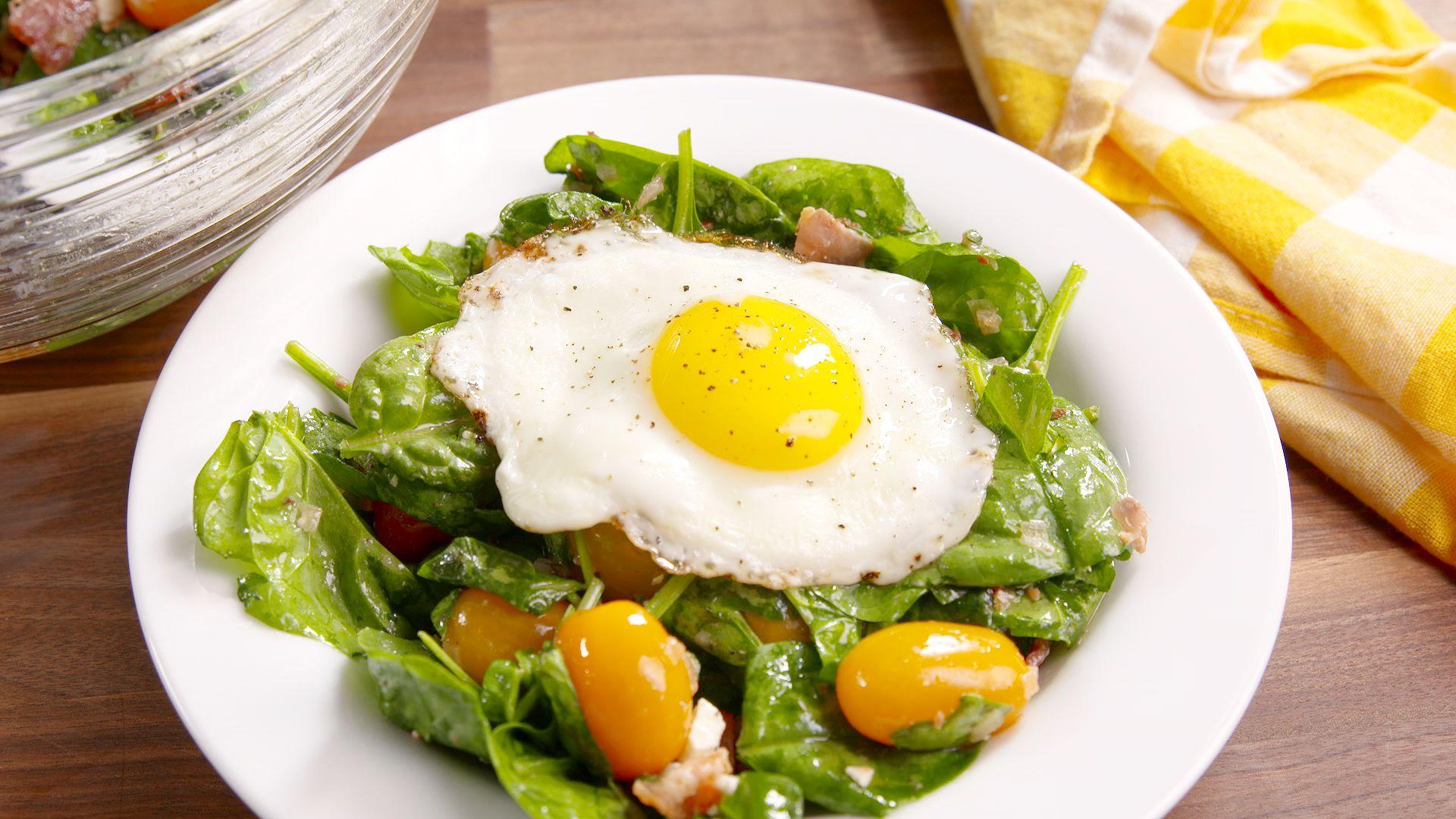 Egg Salad Recipe Bacon