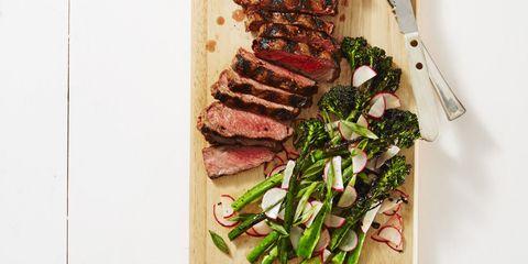 Food, Beef, Ingredient, Pork, Meat, Red meat, Cuisine, Flat iron steak, Kitchen utensil, Steak,