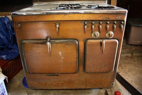 Furniture, Gas, Metal,
