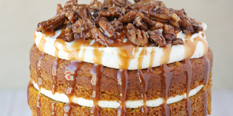 20 Best Fall Cake Ideas Recipes for Autumn CakesDelishcom