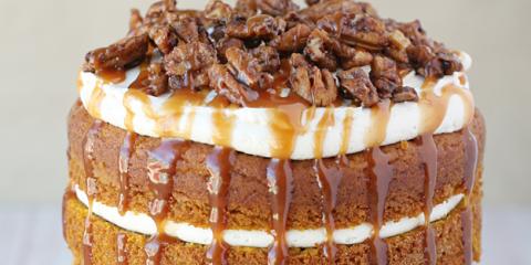 20 Best Fall Cake Ideas Recipes for Autumn CakesDelishcom