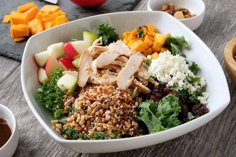 Chick-fil-A healthy bowls