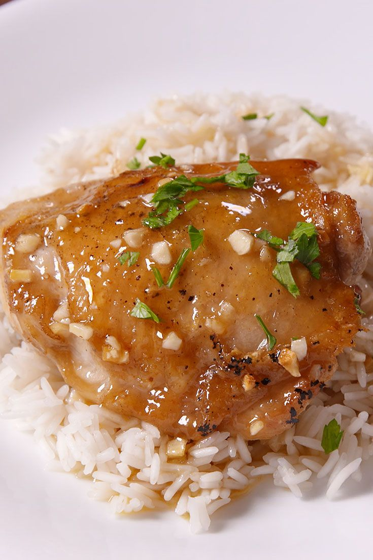 Honey Mustard Chicken Recipe Delish Com