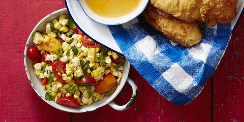 Corn-Off-the-Cob Salad Recipe