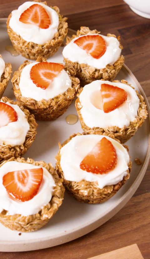 Granola Cups Vertical