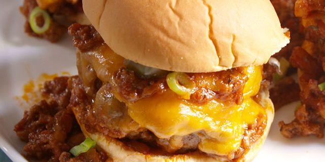Chili Cheese Burger Kcal