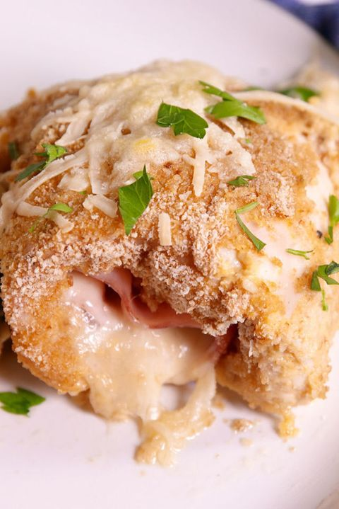 Best Chicken Cordon Bleu Roll Ups Recipe How To Make Chicken