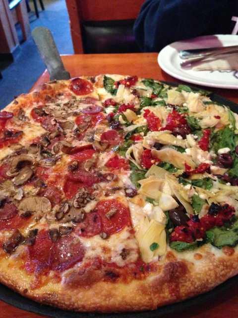 Moose's Tooth Pub & Pizzeria AK