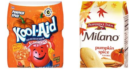 Real or Fake: Pumpkin Spice Products