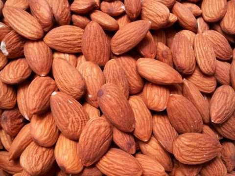 Brown, Ingredient, Tan, Close-up, Peach, Nut, Almond, Superfood, Prunus, Produce,