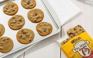 Origin of toll house cookies
