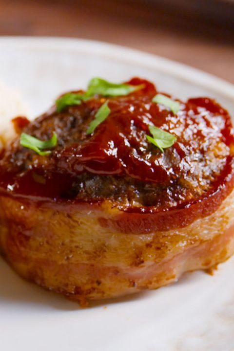 Mini-Bacon-Meatloaf