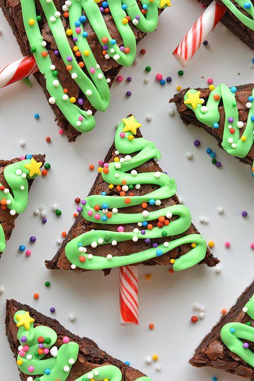 20 cute christmas treats easy recipes for holiday treatsdelishcom - Good Christmas Desserts