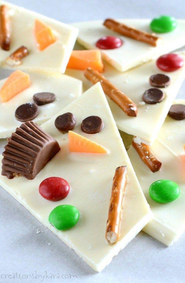 30+ Cute Christmas Treats - Easy Recipes for Holiday Treats—Delish.com