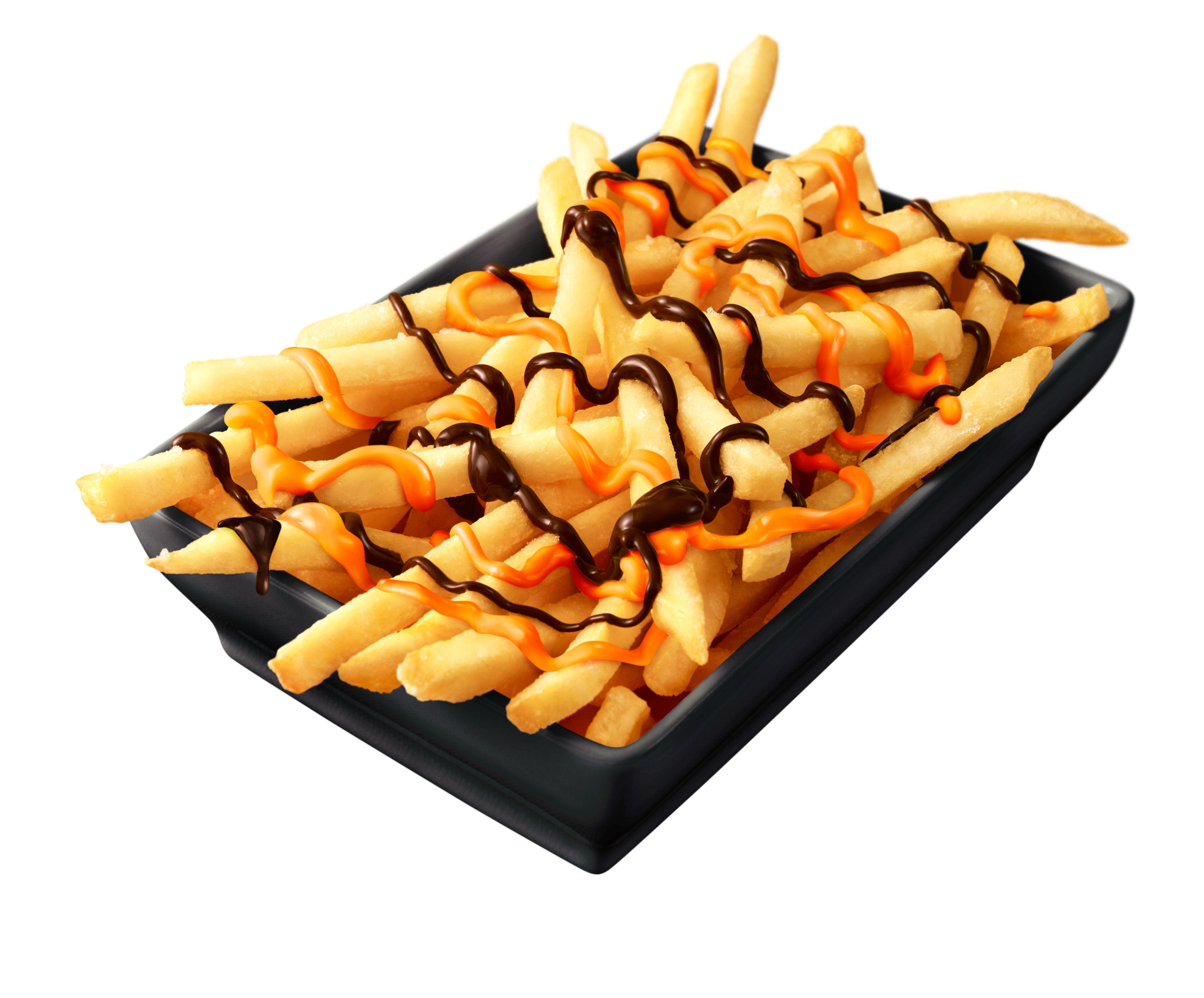 McDonalds Is Launching Pumpkin Chocolate Fries
