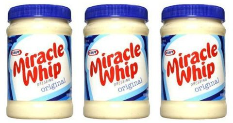 why target has stopped carrying miracle whip