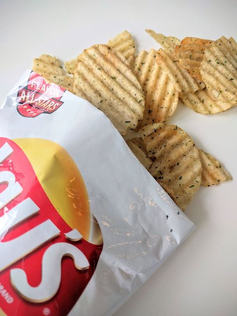 Lay's Mystery Flavors