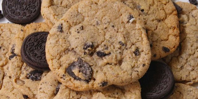 Best Cookies N' Cream Cookies - Delish.com