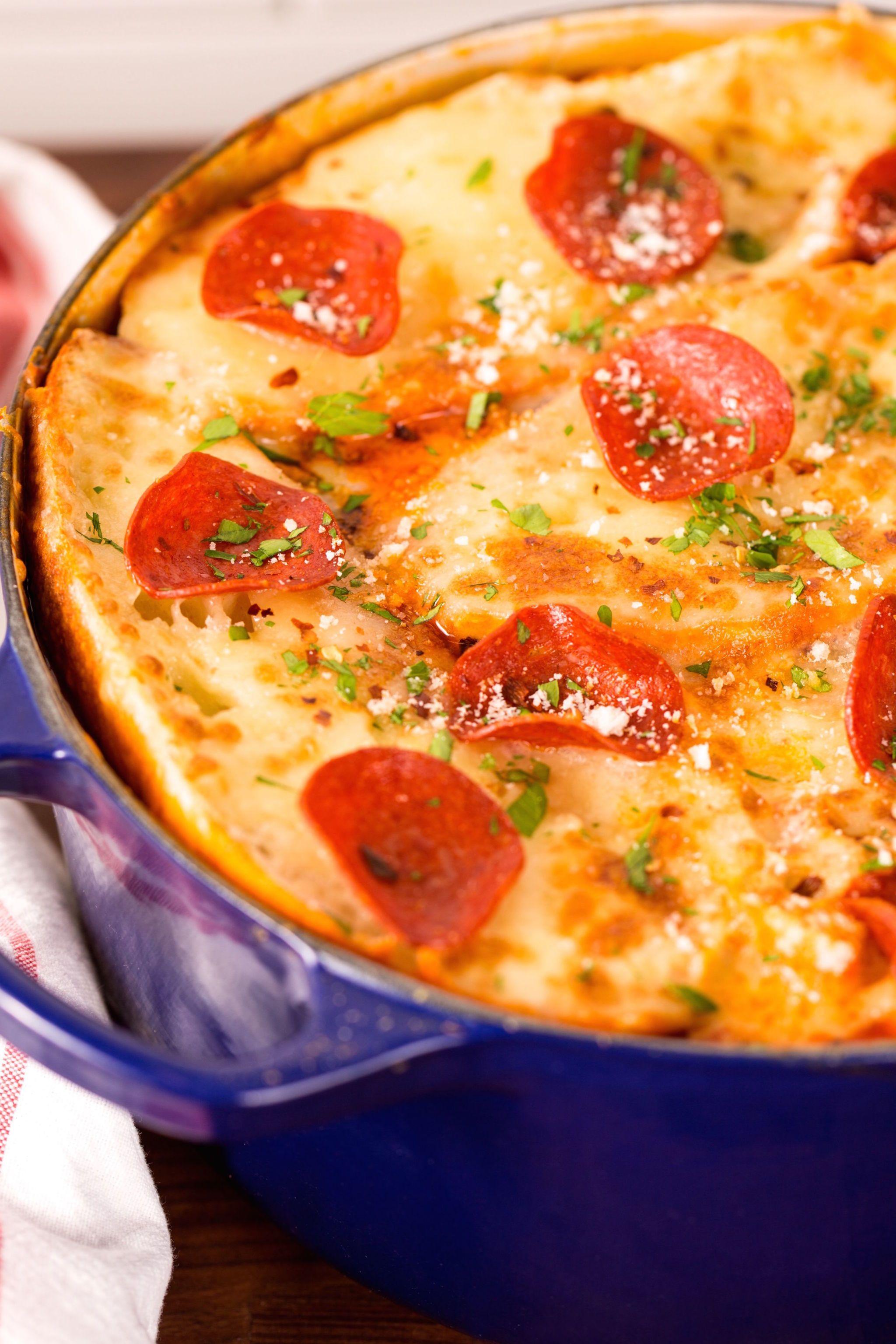 Pizza receta wikipedia