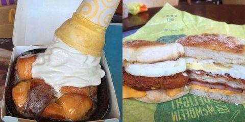 Secret Menu McDonald's