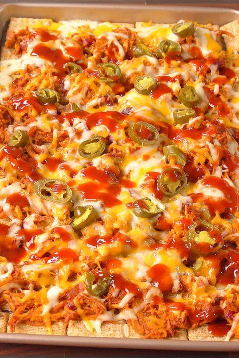 triscuit nachos