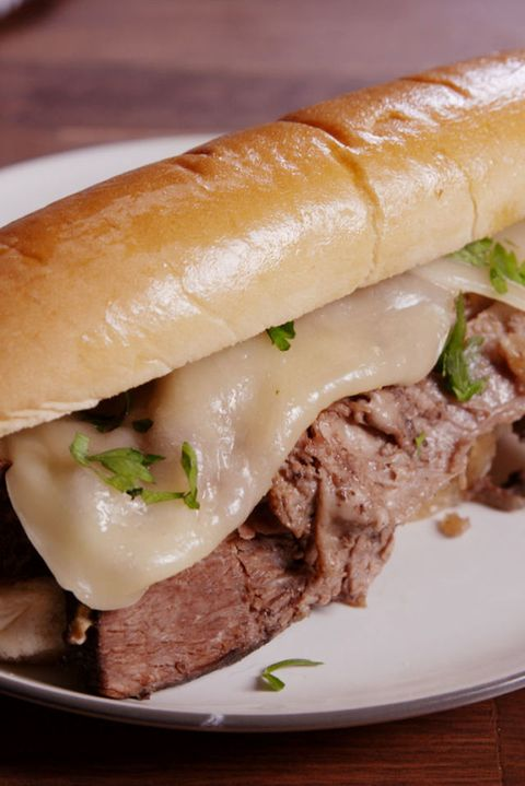 Slow-Cooker French Dip Vertical