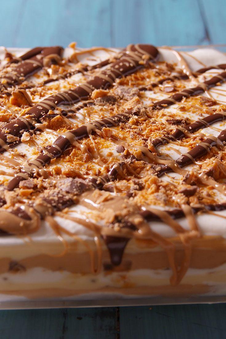 Easy Dessert Ideas For Dinner Party Part - 25: 70+ Easy Dessert Recipes U2013 Ideas For Easiest Homemade Desserts With Cake  Mixu2014Delish.com