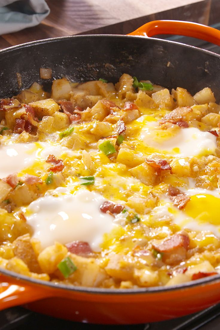Breakfast Skillet Recipes