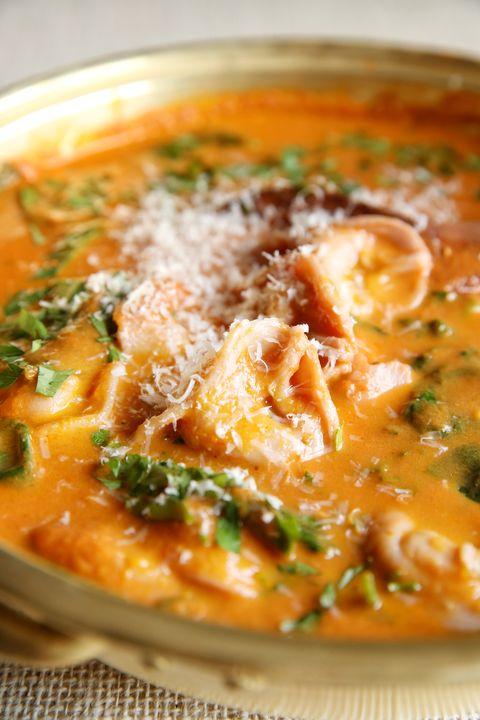 Sun-Dried Tomato Tortellini Soup Recipe