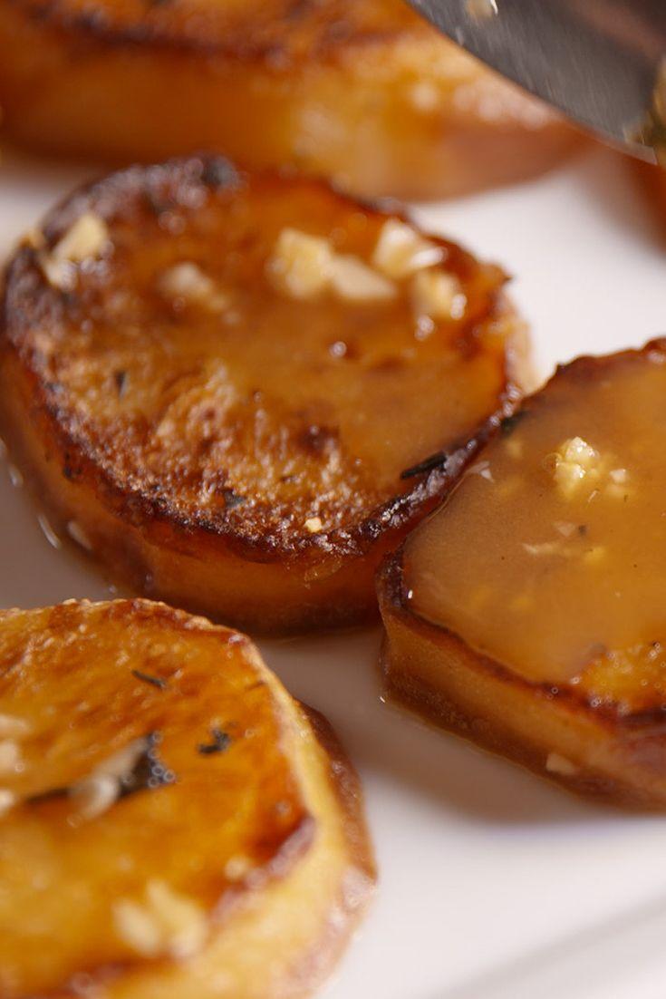 Best Melting Potatoes Recipe How To Make Melting Potatoes Delish Com