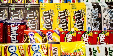 The Most Popular Movie Theater Candy the Year You Were Born