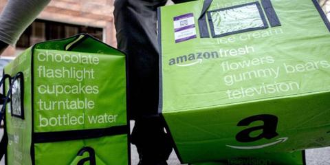 Amazon Grocery Stores
