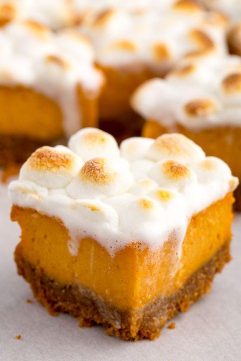 Sweet Potato Pie Bars Recipe