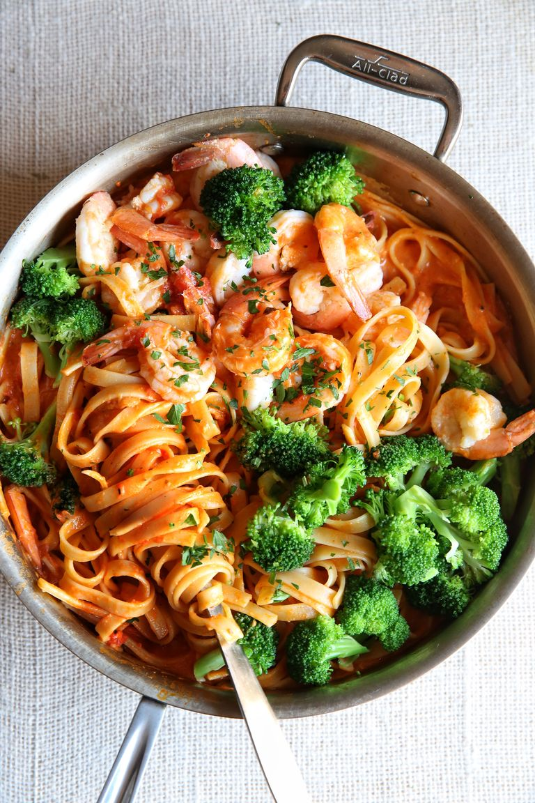 21 Easy Shrimp Pasta Recipes Best Pasta Dishes With