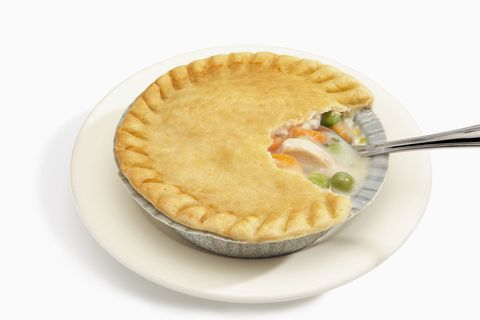 8 Reasons You Should Never Eat Chicken Pot Pie
