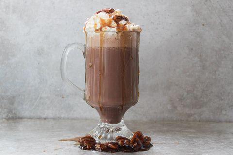 Pecan Pie Hot Chocolate