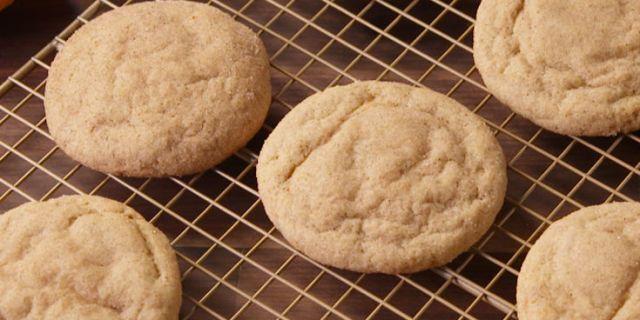 Best Cheesecake Stuffed Pumpkin Snickerdoodles Recipe How To Make Cheesecake Stuffed Pumpkin Snickerdoodles Delish Com