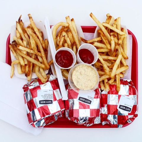 French fries, Junk food, Fast food, Fried food, Food, Dish, Kids' meal, Cuisine, Side dish, Ingredient,