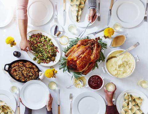Dish, Food, Meal, Cuisine, Brunch, Ingredient, Hendl, Thanksgiving dinner, Chicken meat, Dinner,