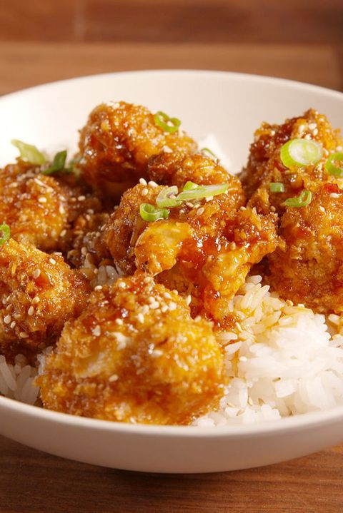 General Tso Cauliflower Vertical