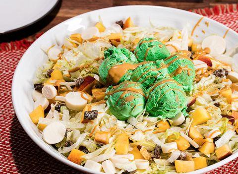 Dish, Food, Cuisine, Ingredient, Produce, Recipe, Comfort food, Salad, Pasta salad, Side dish,